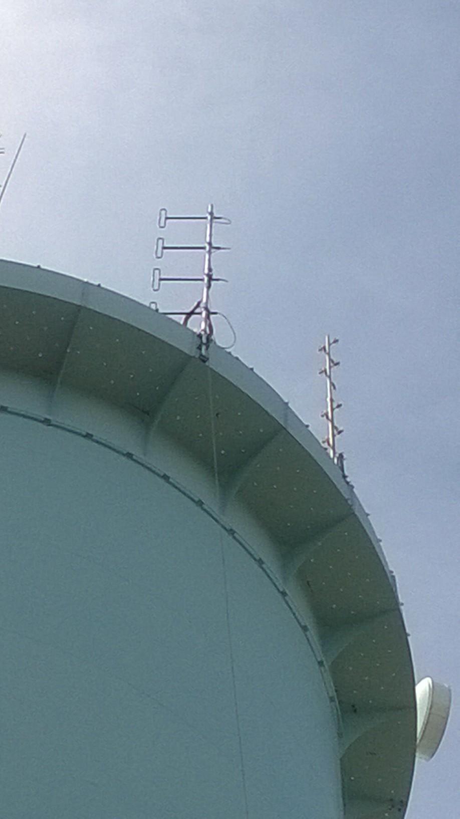 Bourne Telewave Antenna