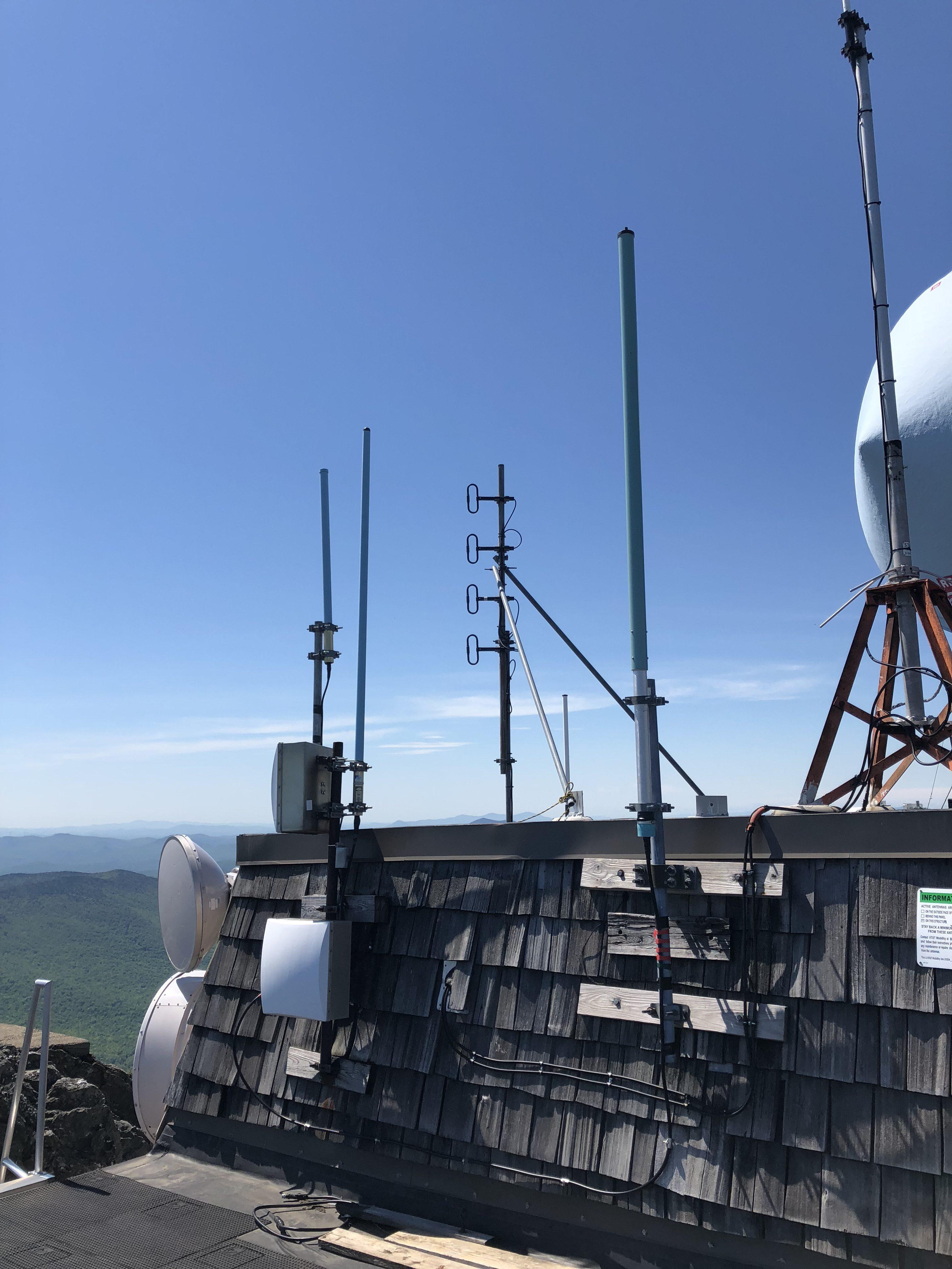 Jay Peak UHF Antenna